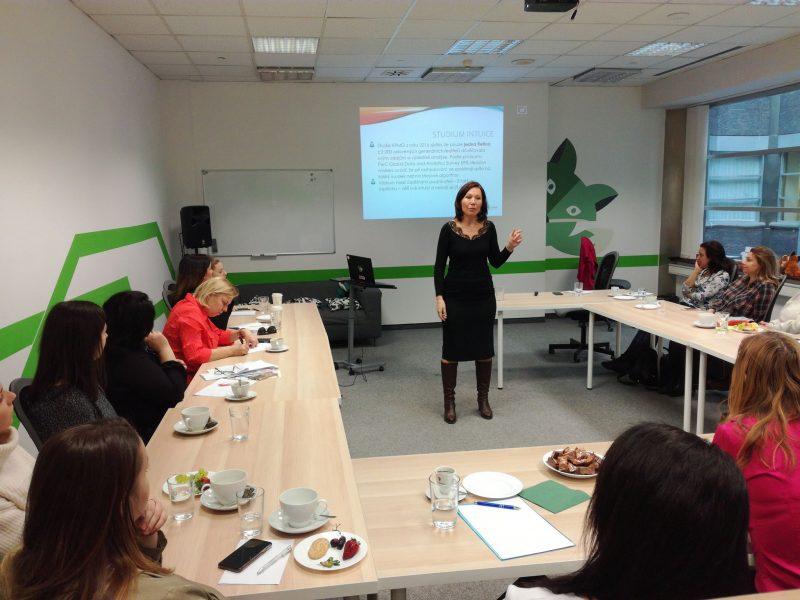 Na posledním HR IN workshopu jsme probírali téma Intuice nejen v práci.