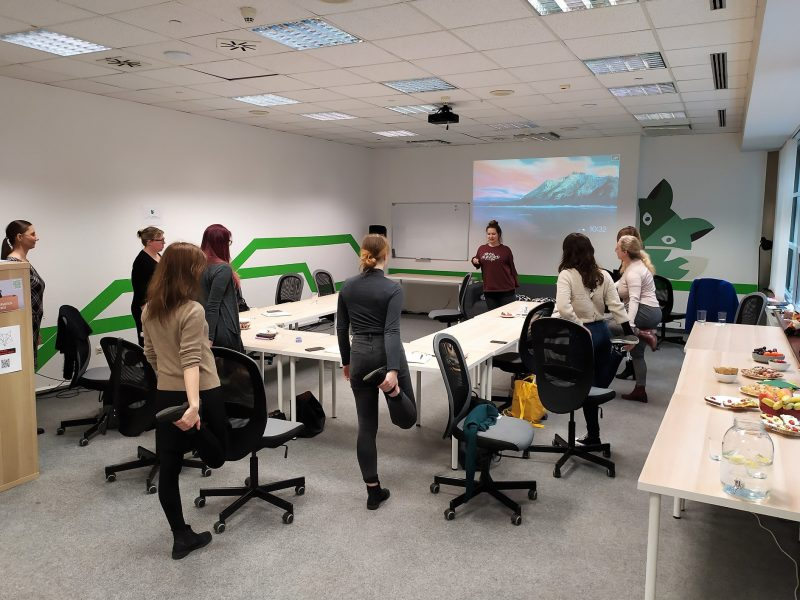 2. workshop HR-IN byl intelektově a motoricky vyvážený